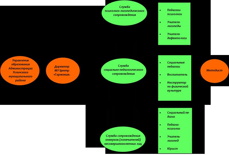 Структура и органы управления  организации