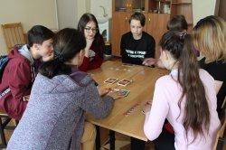 Психологическая игра «Пропуск в школу медиаторов»