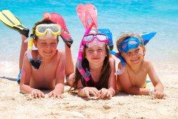 Укрась лето ребенка: Игры на пляже с детьми.