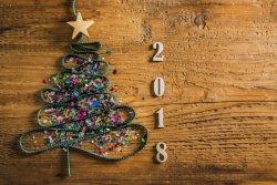 Как нарядить елку на Новый год 2018