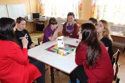 Занятия с медиаторами-ровесниками 8 школа
