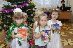 Новый год для детей 3-х и 4-х лет