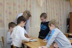 Открытые занятия для родителей
