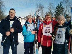 Спартакиады работников образования – лыжные гонки