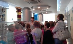День в музее гидроэнергетики