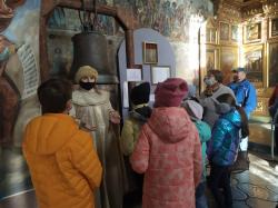 Угличские приемные семьи окунулись в тайны древнего Кремля