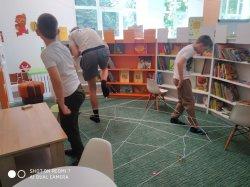 Ребята в гостях у Детской библиотеки!