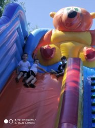 Поход в парк аттракционов «Happy Kid»